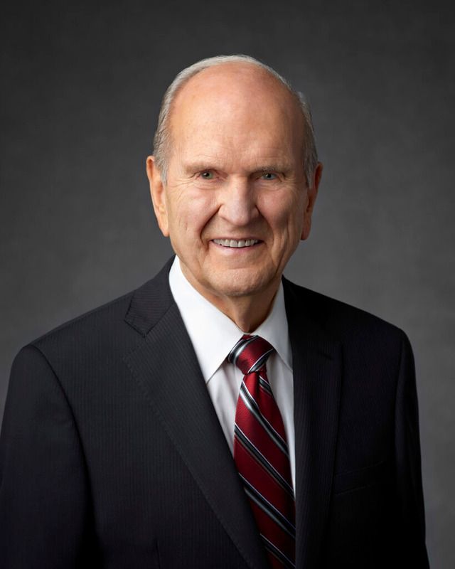 Russell M. Nelson portrait